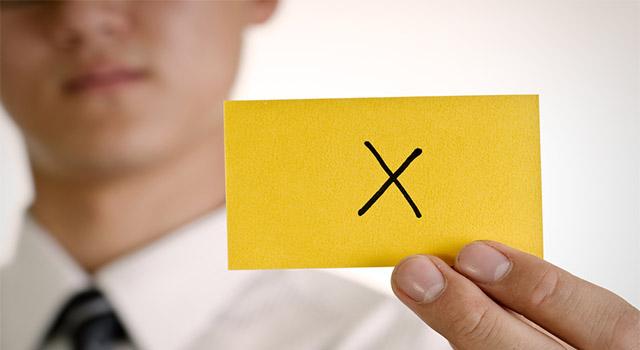 カードが届かないときは更新拒否の可能性も