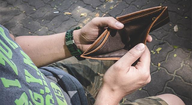 無職になったらクレジットカードは使えなくなるのか?