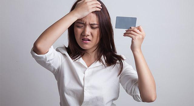 家族以外の他人名義となるクレジットカード現金化は出来ない