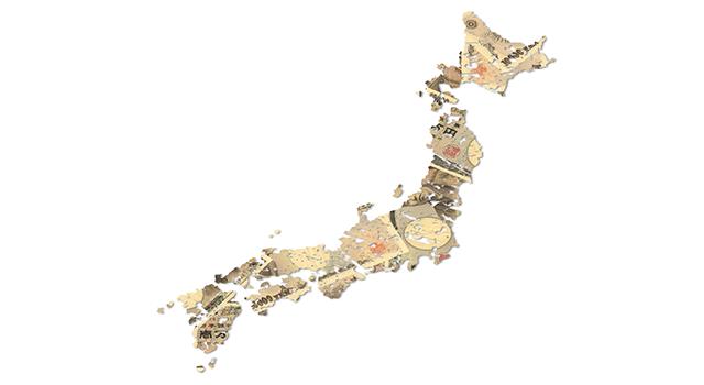 都道府県別クレジットカード現金化の店舗